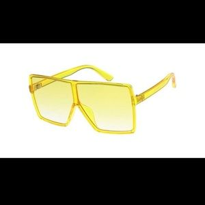 Other - Yellow kids shades